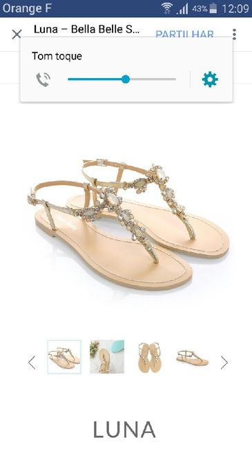 Sapatos bella belle - 1