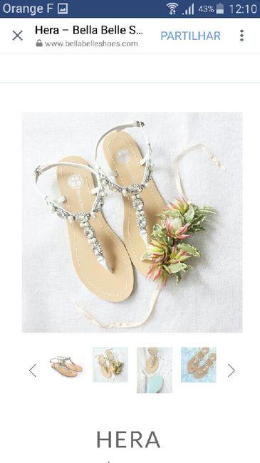 Sapatos bella belle - 3
