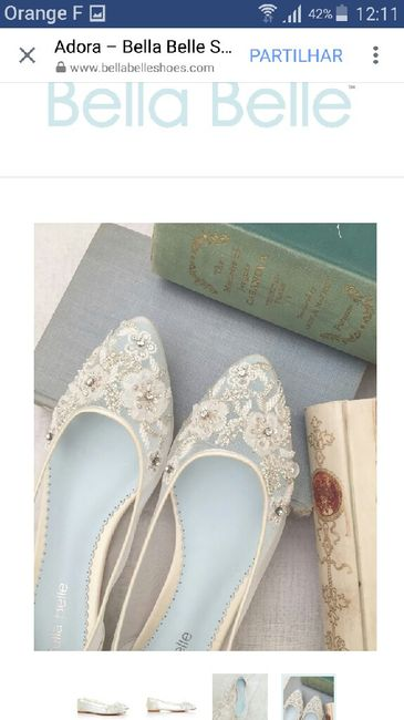 Sapatos bella belle - 8