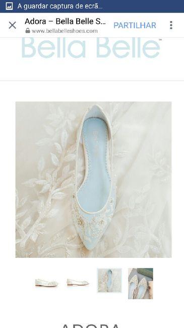 Sapatos bella belle - 9