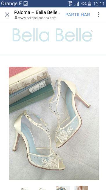 Sapatos bella belle - 10