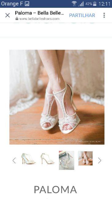 Sapatos bella belle - 11