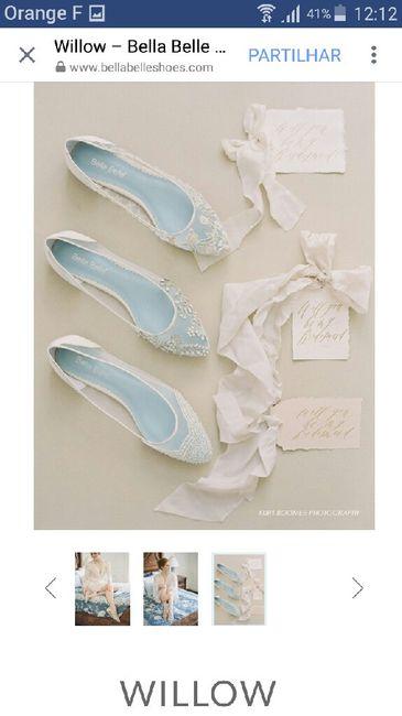 Sapatos bella belle - 13