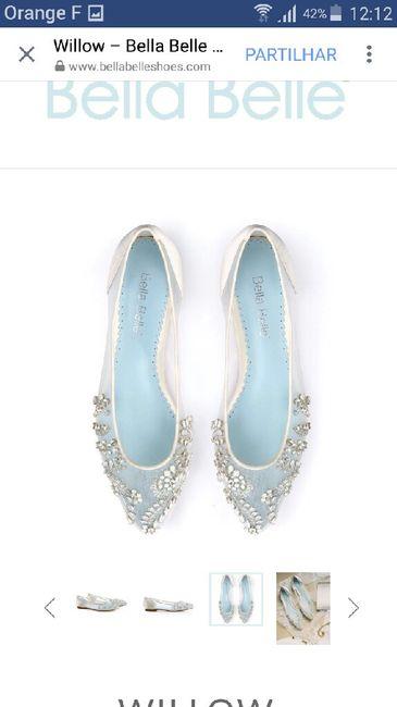 Sapatos bella belle - 14