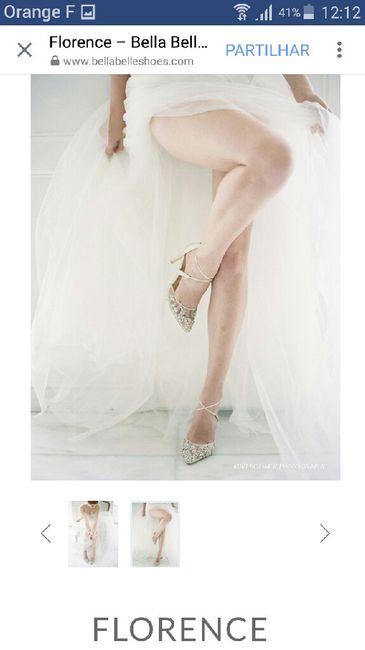 Sapatos bella belle - 16