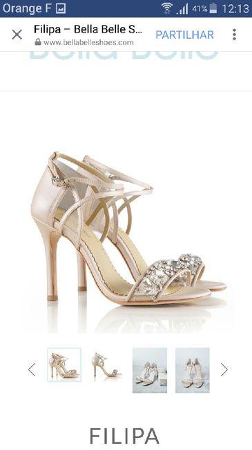 Sapatos bella belle - 18