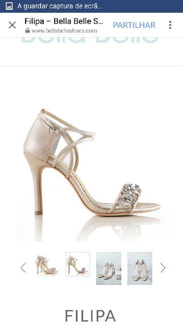 Sapatos bella belle - 19