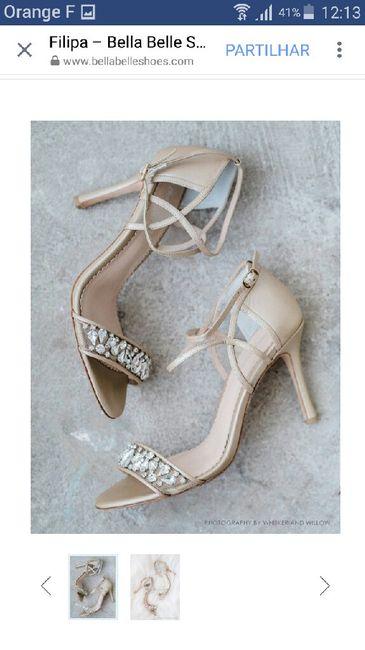 Sapatos bella belle - 21