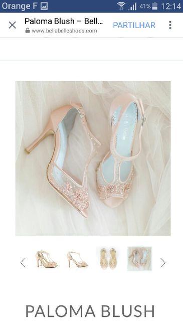 Sapatos bella belle - 22