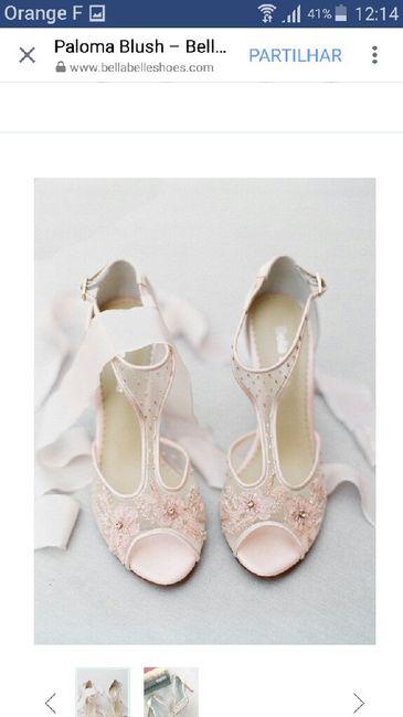 Sapatos bella belle - 23