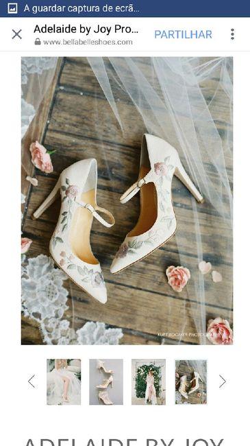 Sapatos bella belle - 27