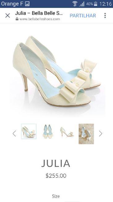 Sapatos bella belle - 29