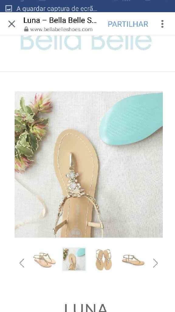 Sapatos bella belle - 2