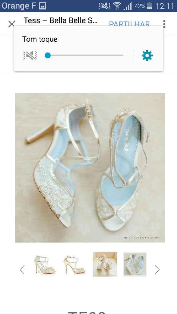 Sapatos bella belle - 6