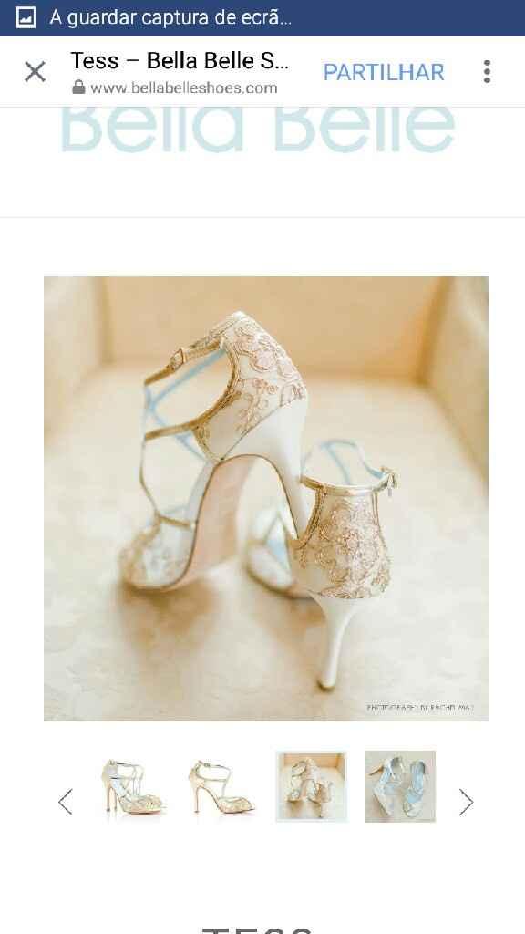 Sapatos bella belle - 7