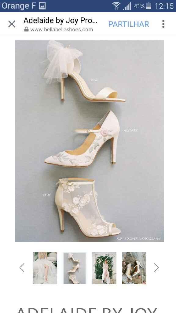 Sapatos bella belle - 25