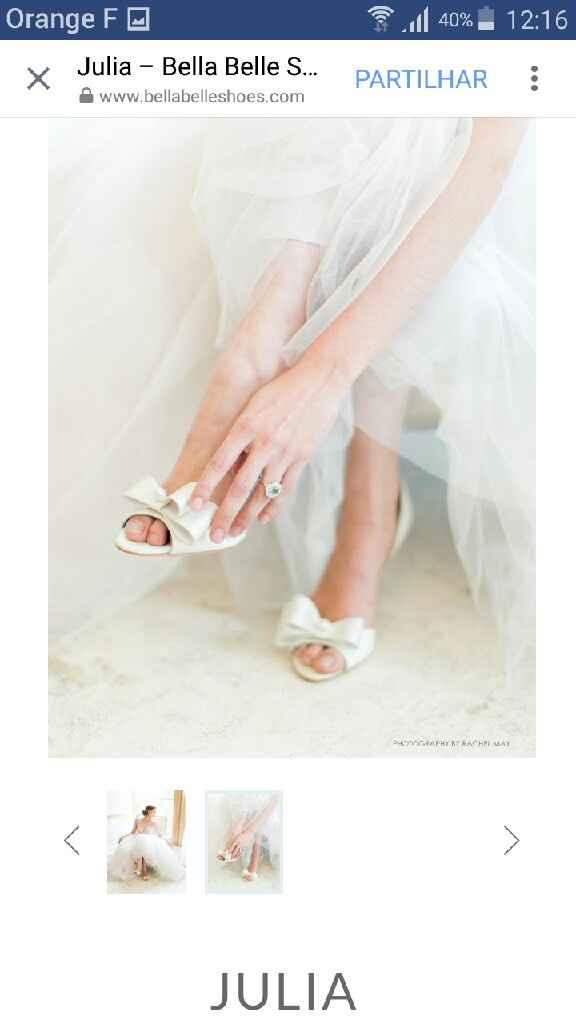 Sapatos bella belle - 28