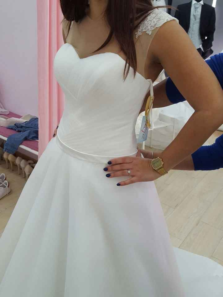 Yes to the dress! again!!! - 1