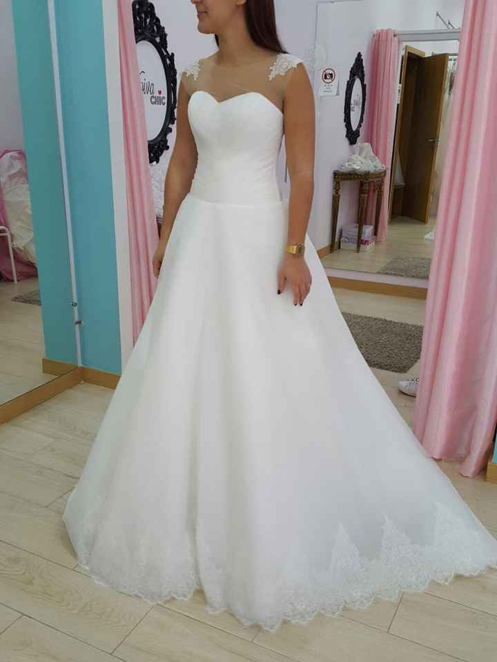 Yes to the dress! again!!! - 2