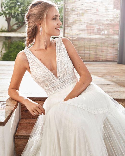Finalmente!!!! o vestido. ❤️ 1