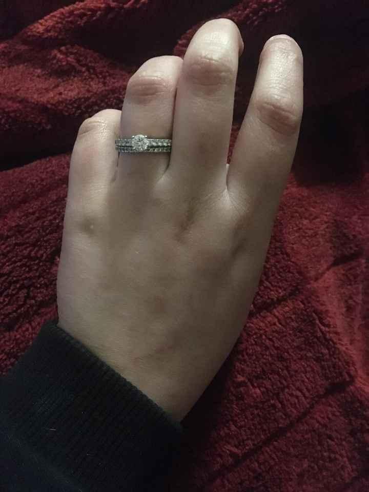 Finalmente anel no dedo 🥰 - 2