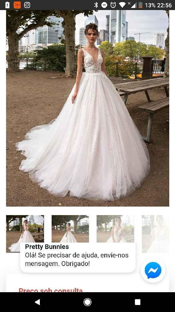 Depois do: oh não!!! Veio: Yes to the dress - 1