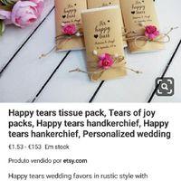 Lágrimas de alegria - 1
