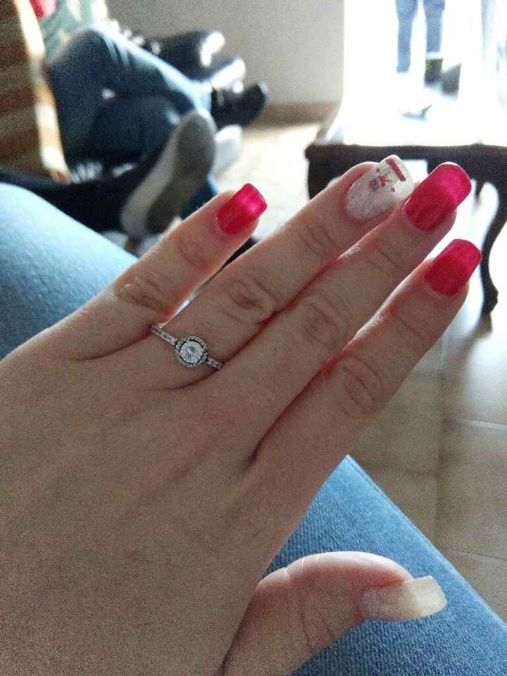 O anel de noivado - 1