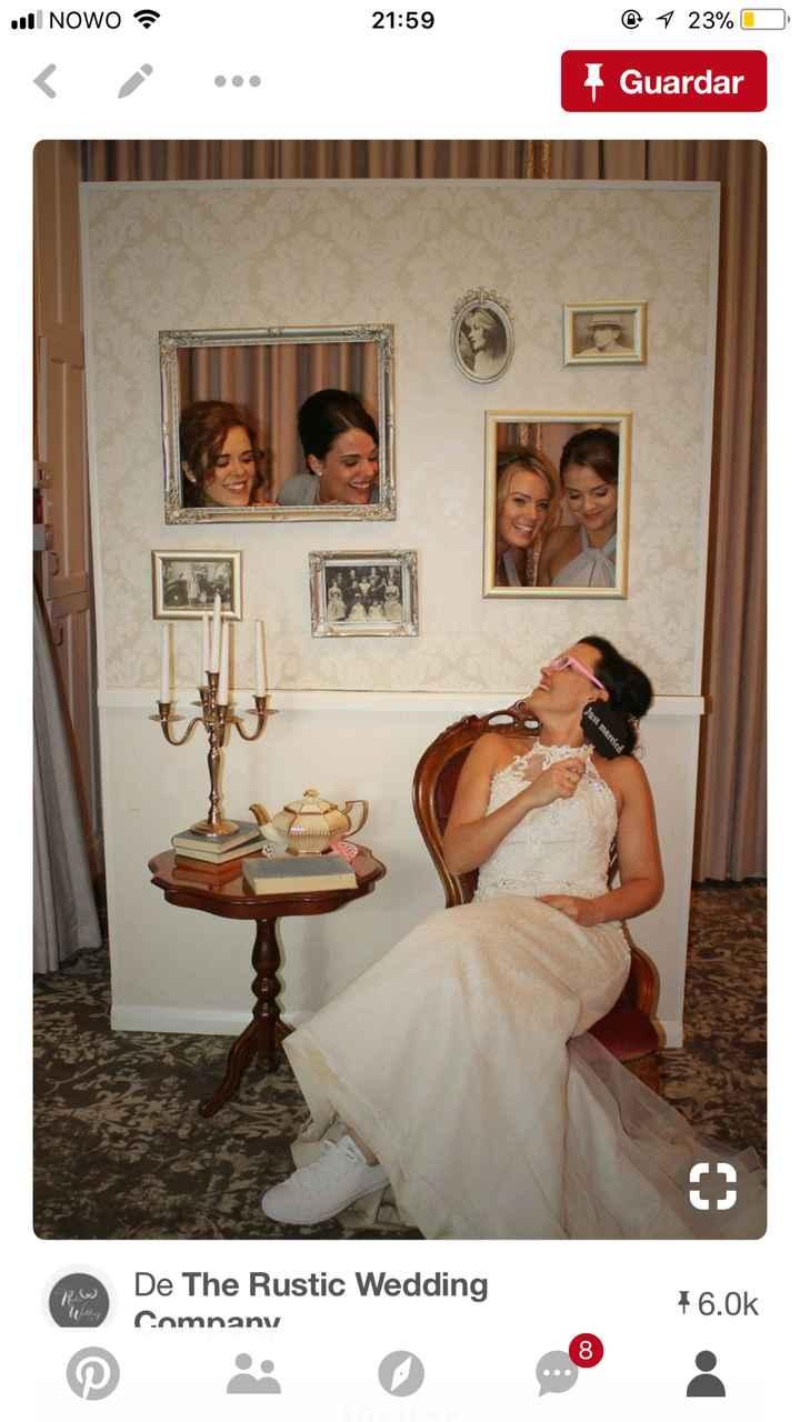Photo booth inspirações - 1