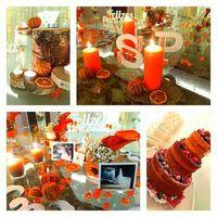 Casamento em tons de outono - 2