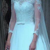 Mangas vestido de noivas - 1