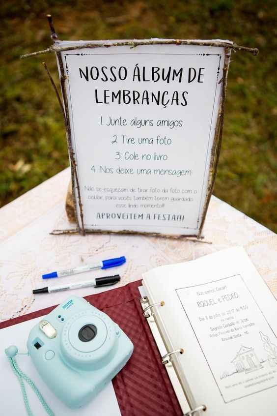 Manualidades (43): Livro de Honra ou de Assinaturas – recolher mensagens carinhosas dos convidados a