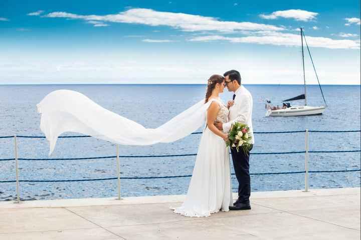 Fotos dos noivos a sos - 1