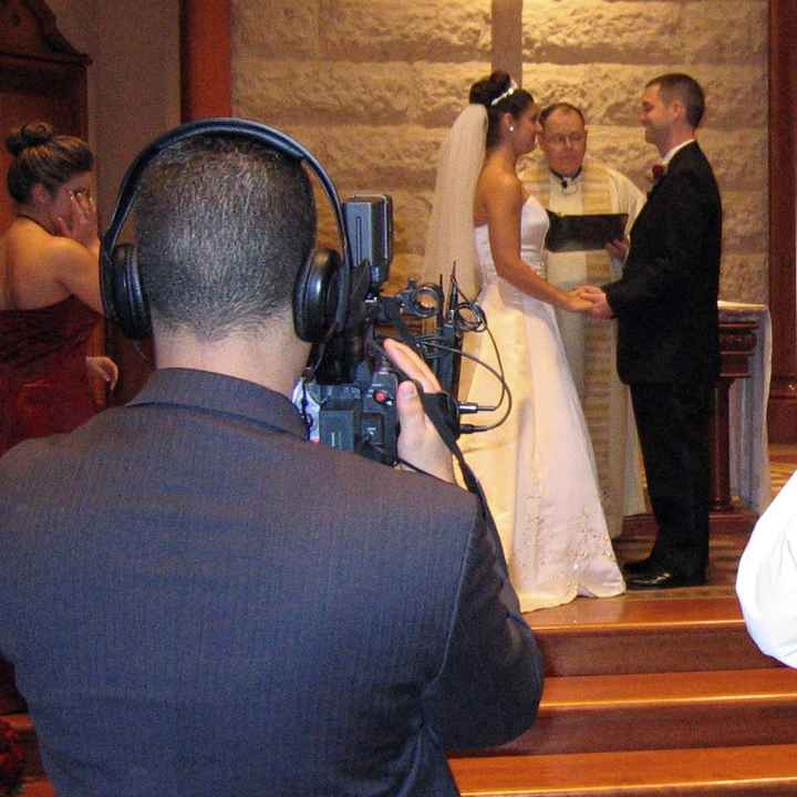 Vídeo de Casamento: ter ou não ter? Eis a questão! - 4