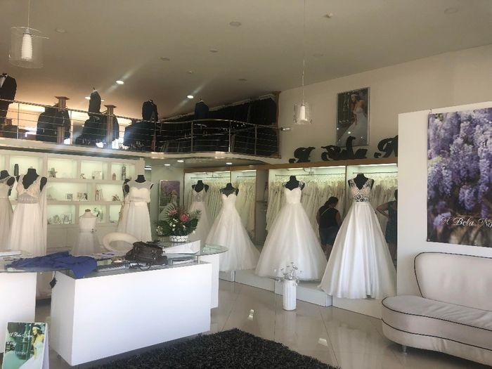 Fábrica a Bela Noiva - vestidos de sonho a um preço mais acessível 1