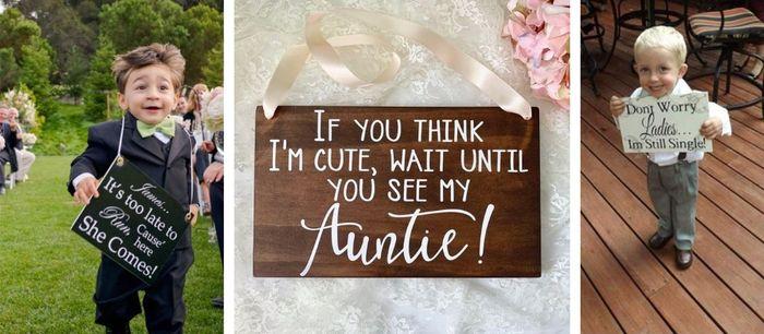 Manualidades (21): Placas de Entrada na Cerimónia – Sinalética do vosso casamento 2