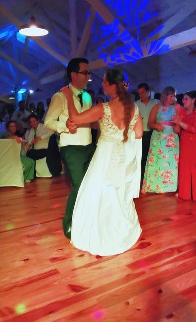 Dançar com véu? 1