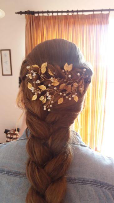 o meu penteado vai ser... 2