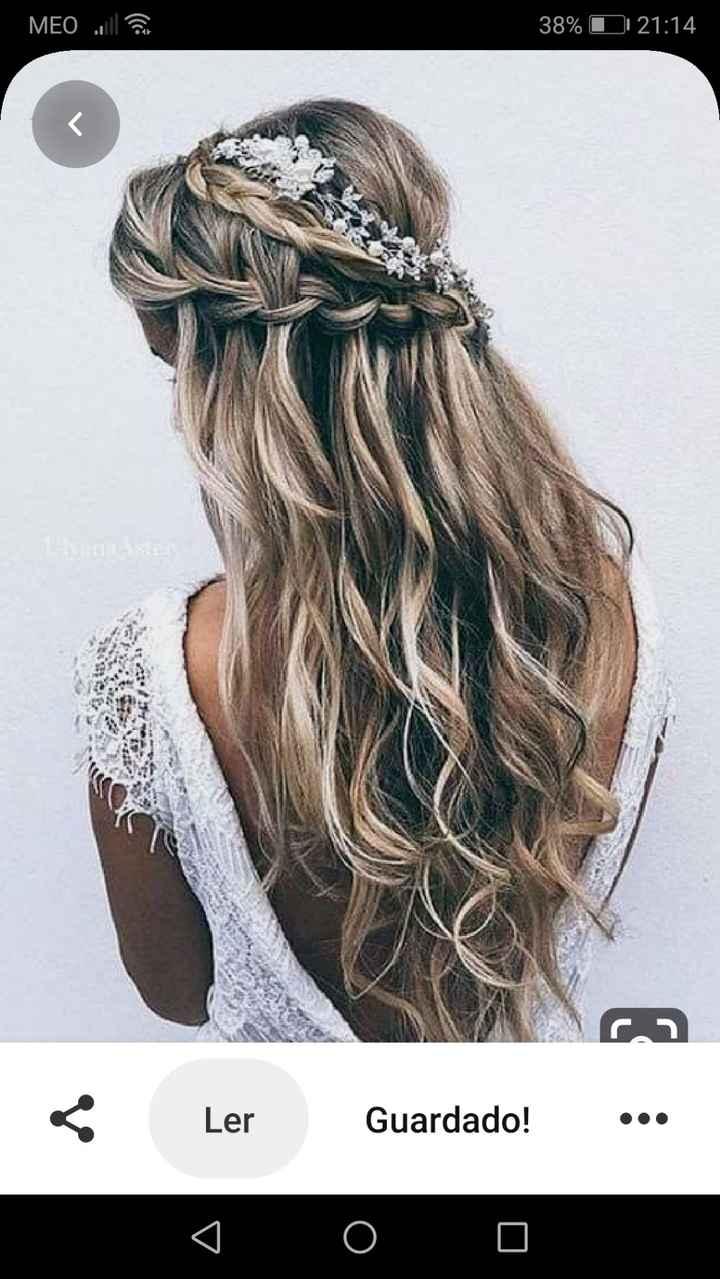 Penteados Noiva 💇 - 1