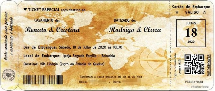 Convites passaporte 5