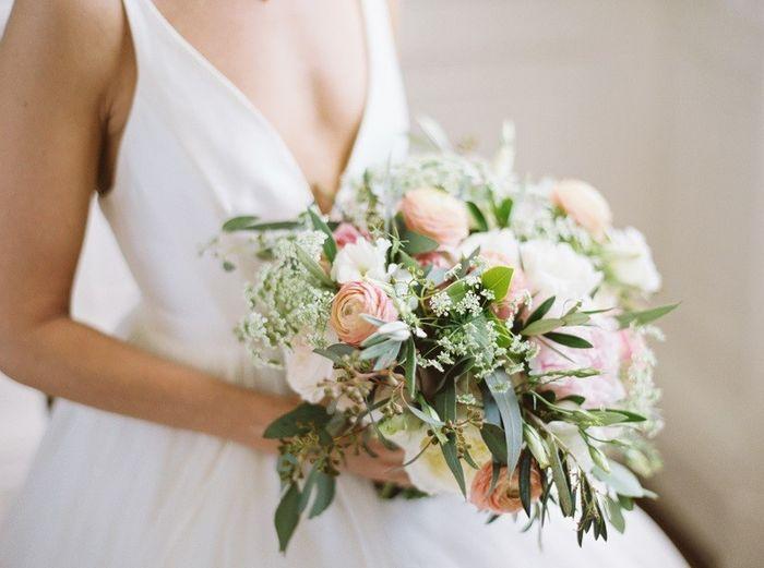 Flores e vestido 2