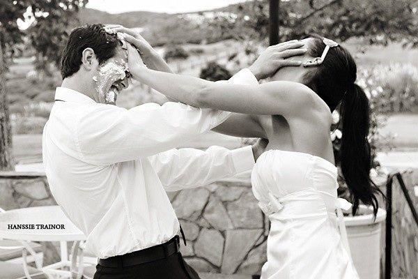 Smash the wedding cake 👍🏻 👎🏻 4
