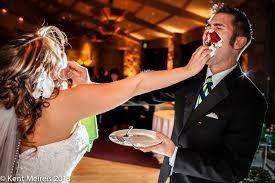 Smash the wedding cake 👍🏻 👎🏻 5