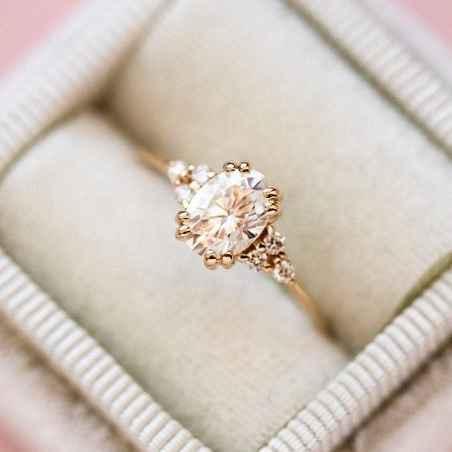 Este anel de noivado: polegar para cima ou para baixo? - 1