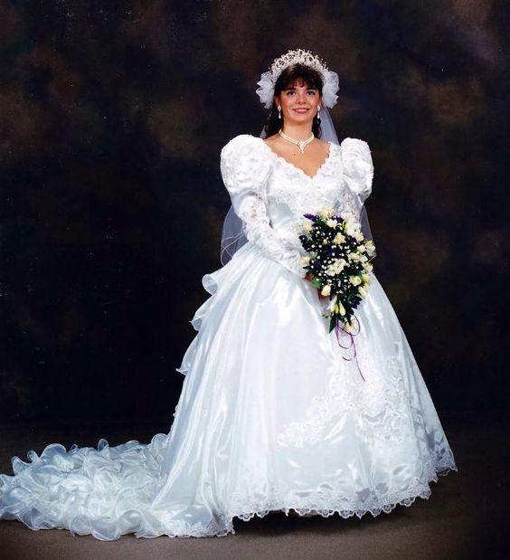 90's wedding!!! 1