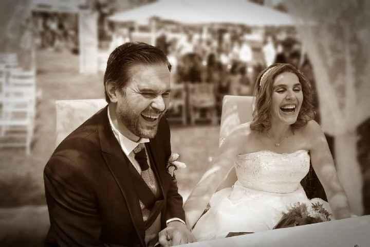 Casamento feliz - 4