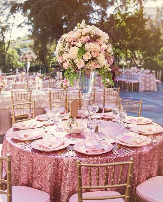 Outubro é Rosa -decoração de Casamento 2