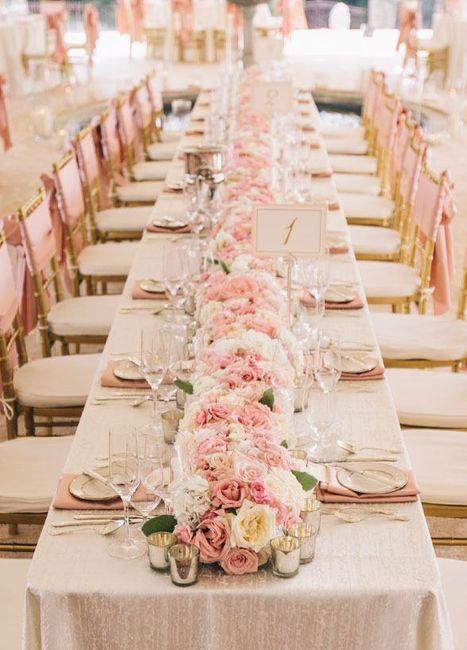 Outubro é Rosa -decoração de Casamento 3