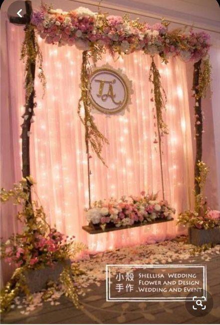 Outubro é Rosa -decoração de Casamento 9