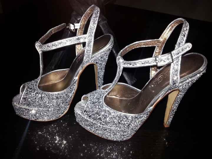 Meus sapatos - 1